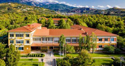 Κατάληψη της πρυτανείας του πανεπιστημίου Πατρών από Φοιτητικούς Συλλόγους