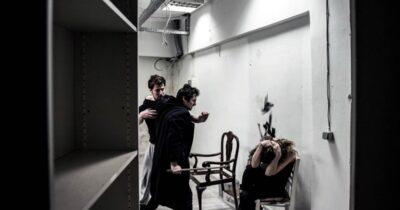 «Η Ανταλλαγή» ( L' echange) του Πωλ Κλωντέλ σε σκηνοθεσία Βαλάντη Φράγκου στο θέατρο Θησείον