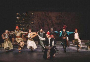 «Βαβυλωνία» του Δημητρίου Κ. Βυζαντίου στο Θέατρο της Μονής Λαζαριστών