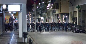 Η αστυνομοκρατία να μην γίνει κανονικότητα - Εισαγγελική έρευνα για περιστατικά αστυνομικής βίας στην Πάτρα