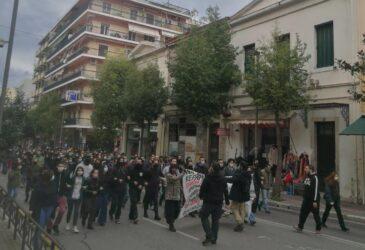Φοιτητικοί Σύλλογοι Πάτρας: Δεν θα σταματήσουμε μέχρι να νικήσουμε