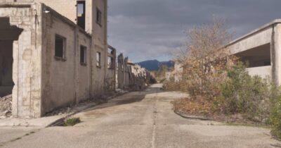 Ξεκινούν εργασίες απομάκρυνσης του αμιάντου από το πρώην εργοστάσιο της «ΑΜΙΑΝΤΙΤ» στο Δρέπανο Αχαΐας