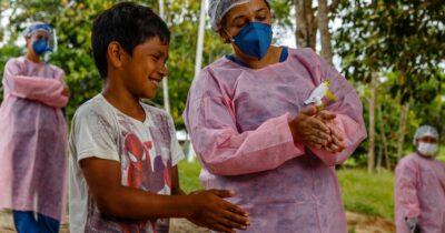 Το 2020 μέσα από το φακό των Γιατρών Χωρίς Σύνορα