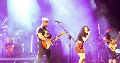 Οι Les Skartoi στο Patras Carnival Music Festival
