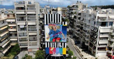 Open call καλλιτεχνών για το 6ο Διεθνές Street Art Festival Πάτρας