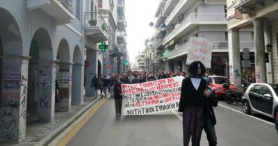 Φοιτητικοί Σύλλογοι Πάτρας: Την Πέμπτη 11 Φεβρουαρίου κλιμακώνουμε τον αγώνα μας