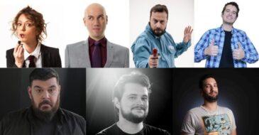 Πάτρα: Ωριαία Stand up comedy για το πατρινό καρναβάλι