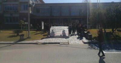Φοιτητικοί Σύλλογοι Πάτρας για την αστυνομική καταστολή στο ΑΠΘ