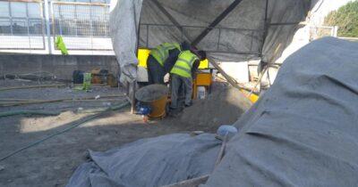 Συνθήκες γαλέρας σε εργοτάξιο στην Πάτρα