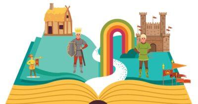 «Το μαγικό τετράδιο: Β. Αμερική» – Online αφήγηση παραμυθιού για παιδιά