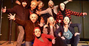 Καρναβάλι Πάτρας: Ξεκίνησε η προβολή της παράστασης «Μετακίνηση 6... για τον παππού Αριστοφάνη»
