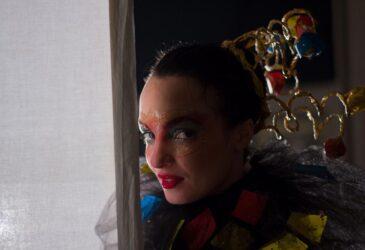 """Rebirth"" της Μαρίας Λάτα στο πλαίσιο των δράσεων του Πατρινού Καρναβαλιού 2021"