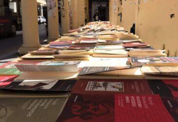 Πάτρα: Κινηματικό Βιβλιοπωλείο την Παρασκευή 23 Απριλίου στην πλατεία Γεωργίου