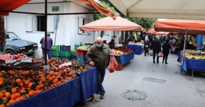 ΑΡΠΑ Δυτικής Ελλάδας - Αντικαπιταλιστική Ανατροπή στη Πάτρα: Όχι στο νέο νομοσχέδιο ιδιωτικοποίησης των λαϊκών αγορών