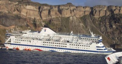 Sea Diamond: Απάντηση της πλοιοκτήτριας εταιρείας στην ανακοίνωση του Ινστιτούτου Αρχιπέλαγος
