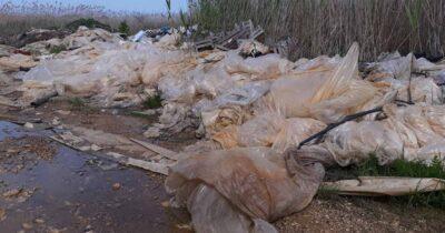 Οικολογική Δυτική Ελλάδα: Θάλασσα από πλαστικό η Δυτική Πελοπόννησος