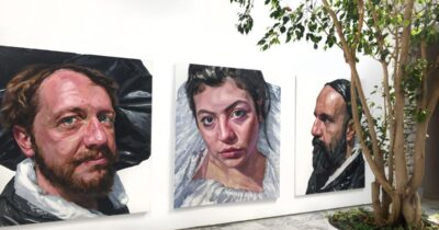 """Head Up-Cycled"" - Ατομική έκθεση του Κλεομένη Κωστόπουλου στην Πάτρα"