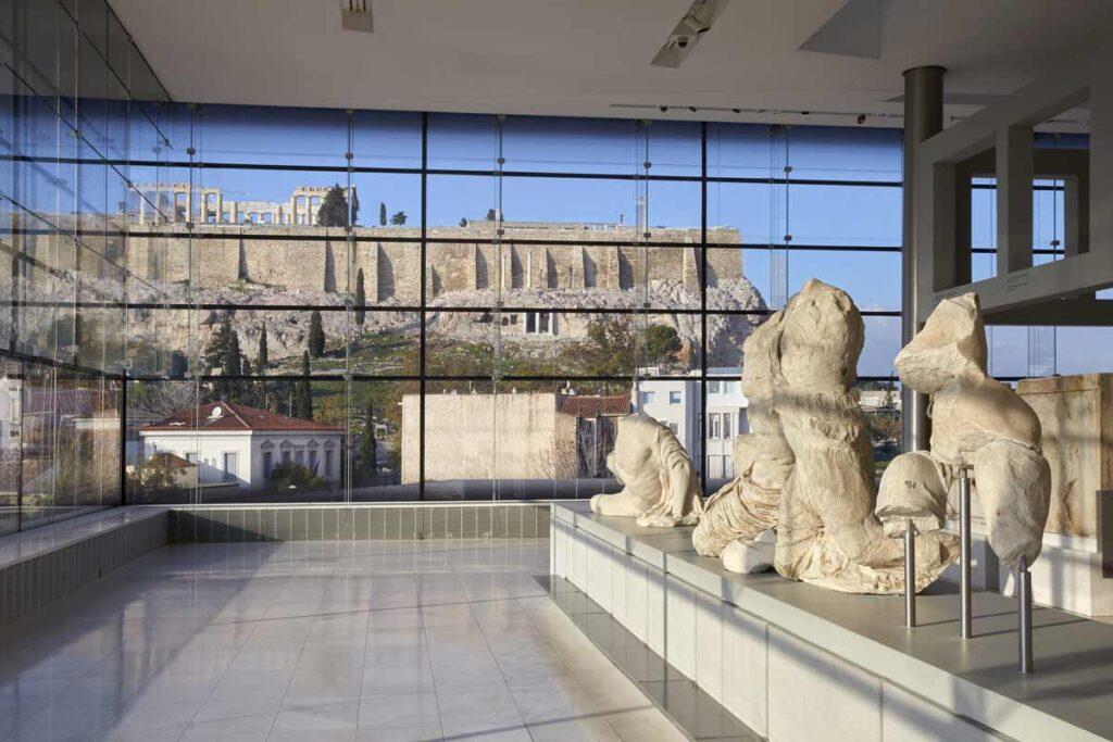 Acropolis Museum Photographed B yGiorgos Vitsaropoulos
