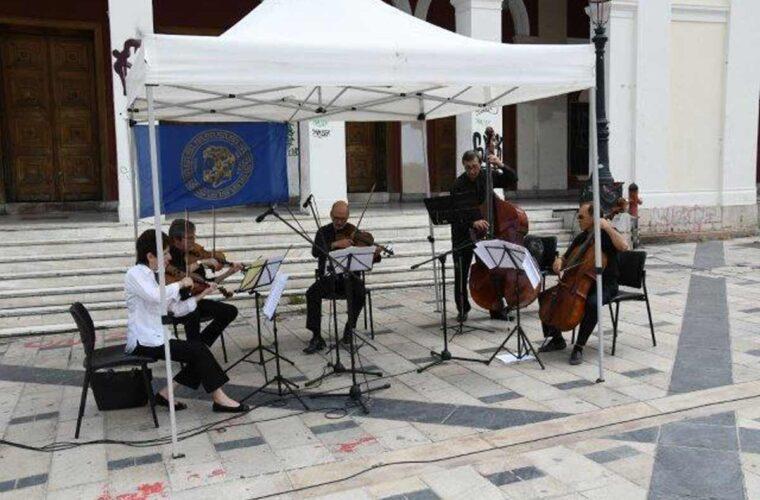 Πάτρα: Πρόγραμμα Εκδηλώσεων για την Ευρωπαϊκή Γιορτή της Μουσικής