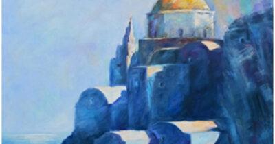 Πάτρα: «Όταν μια βιβλική καταστροφή μεταμορφώνεται σε Τέχνη» - Έκθεση Ζωγραφικής του Σωκράτη Ευγενίδη στο Πολύεδρο