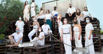 10ο Φεστιβάλ Νέων Καλλιτεχνών «Τα 12 Κουπέ» στο χώρο της Αμαξοστοιχίας - Θεάτρου το Τρένο στο Ρουφ