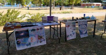 Σύμπραξη Τμήματος Γεωλογίας Πανεπιστήμιου Πατρών και Πάρκου Εκπαιδευτικών Δράσεων Δήμου Πατρέων