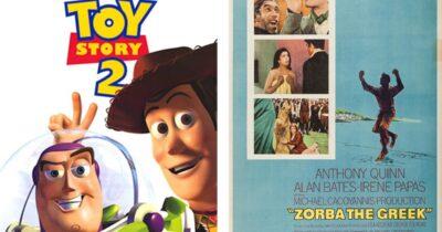 """Αίγιο: """"Τoy Story 2"""" και """"Ζορμπάς"""" στις Υπαίθριες Προβολές στο """"Γεώργιος Παππάς"""""""