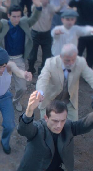 «Η πόλη και η πόλη» - Κινηματογραφική εγκατάσταση των Χρήστου Πασσαλή και Σύλλα Τζουμέρκα στο ΚΠΙΣΝ