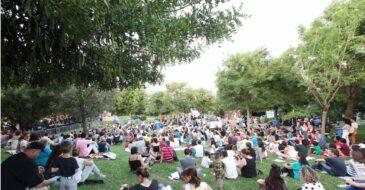 Γιορτή της Μουσικής στον Κήπο του Μεγάρου