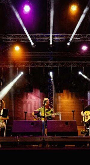«15 χρόνια ρεμπέτικα με κιθάρα» - Δημήτρης Μυστακίδης live 20 Ιουλίου στην Τεχνόπολη