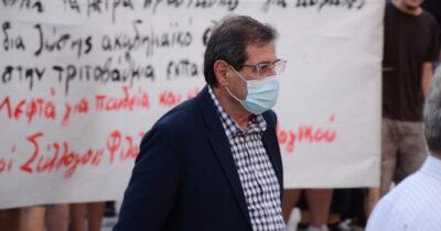 Δήλωση Δημάρχου Πατρέων Κώστα Πελετίδη για το αντεργατικό νομοσχέδιο: Πρέπει να σημάνει συναγερμός