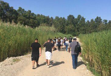 Πάτρα: Ξεναγήσεις για μαθητές στο έλος της Αγυιάς στο πλαίσιο της Εβδομάδας Περιβάλλοντος «Δες το σφαιρικά»