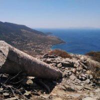Εύβοια: Άμεση ανάγκη για προστασία του αρχαιολογικού χώρου Νημποριού μετά από την πρόσφατη πυρκαγιά