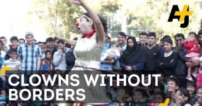 """Πάτρα: Παράσταση για παιδιά από τους """"Κλόουν χωρίς Σύνορα - Ελβετίας"""""""