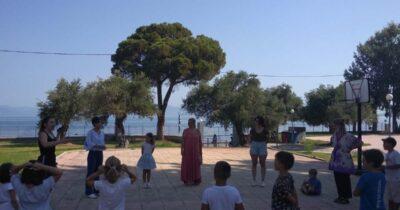 Το ΔΗΠΕΘΕ Πάτρας στις ημερήσιες παιδικές κατασκηνώσεις του Δήμου Πατρέων