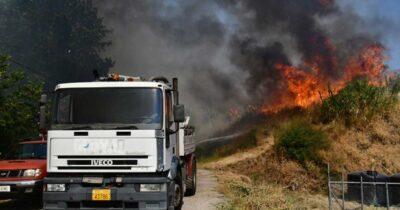 Πάτρα: Ο Δήμος καλεί τους πληγέντες από την πυρκαγιά για παροχή βοήθειας, φιλοξενίας και υποβολής αιτήσεων
