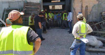 Συνδικάτο Οικοδόμων Πάτρας: Απαιτούμε ουσιαστικά μέτρα προστασίας της υγείας και ασφάλειας των εργαζομένων γενικά και ειδικότερα σε συνθήκες καύσωνα
