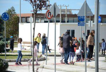 Πάτρα: Ξεκινά για 12η συνεχόμενη χρονιά η λειτουργία του Πάρκου Κυκλοφοριακής Αγωγής του Δήμου