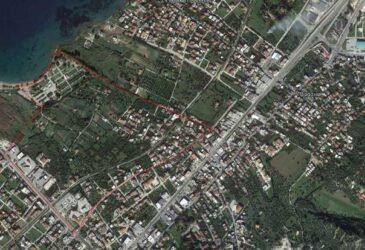 Πάτρα: Υπογράφηκε η σύμβαση κατασκευής του έργου αποχέτευσης της περιοχής της Πλαζ και του έλους