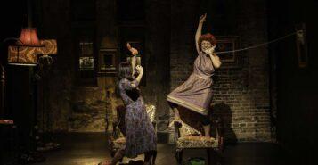 «Οι φάρσες» στο θέατρο Φούρνος από την ομάδα θεάτρου «Νοητή Γραμμή»