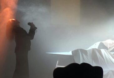 Πάτρα: Το Θέατρο Όροφως κάνει πρεμιέρα με τη «Γυναίκα της Ζάκυθος» σε σκηνοθεσία Άντζελας Μπρούσκου