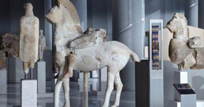 Μουσείο Ακρόπολης - «Ένα μουσείο ανοιχτό σε όλους»