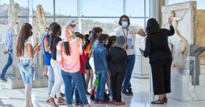 Μουσείο Ακρόπολης – Επέκταση προγράμματος «Ένα μουσείο ανοιχτό σε όλους»