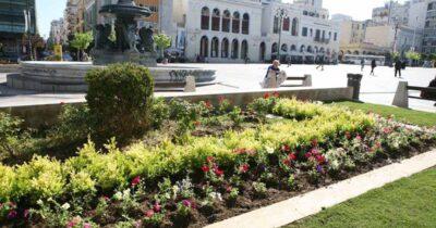 Πάτρα: Αναμονή για τη μελέτη αποκατάστασης των σιντριβανιών της πλατείας Γεωργίου