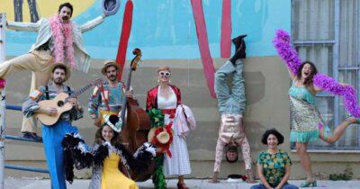 «Ο θίασος Velatοura στην πλατεία» - Η νέα παραγωγή της ομάδας oper(o) στο Φεστιβάλ Λυρικός Νότος