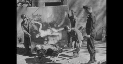 Πάτρα: Προβολή της ταινίας «Χίτλερ εναντίον Πικάσο» στο αίθριο του Παλαιού Δημοτικού Νοσοκομείου