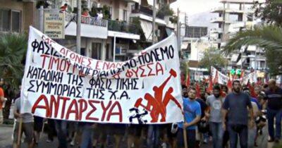 Κάλεσμα της ΑΝΤΑΡΣΥΑ Πάτρας στις αντιφασιστικές κινητοποιήσεις την Πέμπτη 7 Οκτωβρίου
