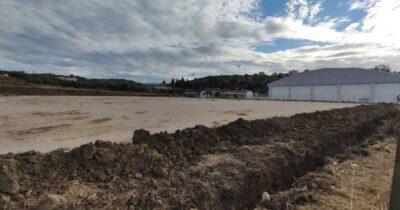 Πάτρα: Ξεκίνησαν οι εργασίες κατασκευής για 12ο Δημοτικό Σχολείο και το Γήπεδο Ποδοσφαίρου Ροϊτίκων