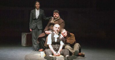 «Καλλιτέχνης της Πείνας» του Τσέζαρις Γκραουζίνις στο Θέατρο Λιθογραφείον στην Πάτρα
